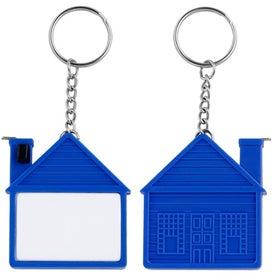 Custom Our House Metal Tape Key Rule