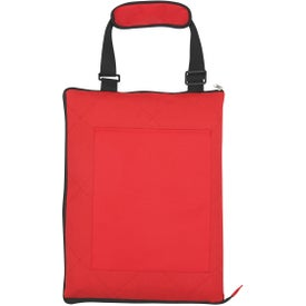 Imprinted Outdoor Picnic Mat in Carrying Case
