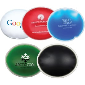Oval Chill Patch Gel Packs
