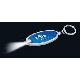 Advertising Oval Key-Light