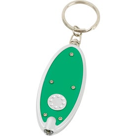 Promotional Oval Keylight