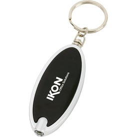 Oval Keylight for Advertising