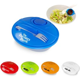 Oval Lunch To-Go Containers