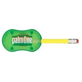 Custom Oval Pencil Sharpener