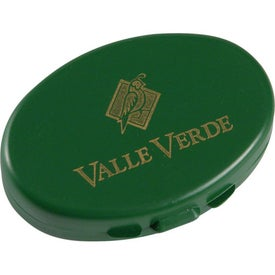 Oval Pillcase - Recycled for Your Church