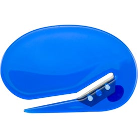 Oval Shaped Keystone Cutter with Your Logo