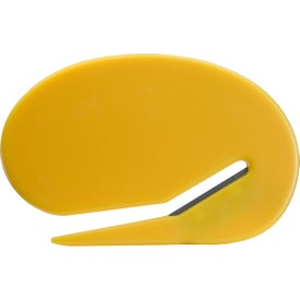 Printed Oval Shaped Keystone Cutter