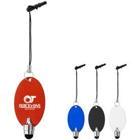 Personalized Oval Stylus Companion