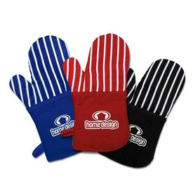 Cotton Oven Mitts