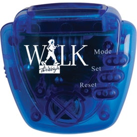 Pacesetter Pedometer Branded with Your Logo