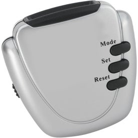 Pacesetter Pedometer Printed with Your Logo