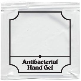 Customized Pacific Anti-bacterial Gel Packets