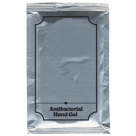 Imprinted Pacific Anti-bacterial Gel Packets