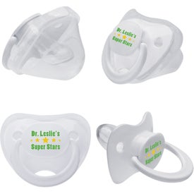 Pacifier With Cap