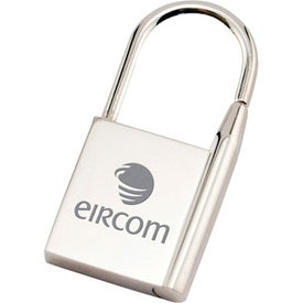 Padlock Keytag for Marketing