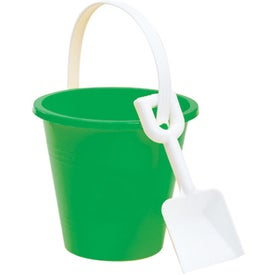 Pail and Shovel for Marketing