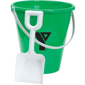 Pail and Shovel for your School
