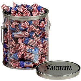 Pail of Sweets - Flag Toots