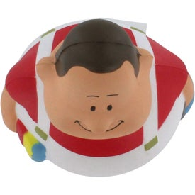 Personalized Painter Bert Stress Reliever