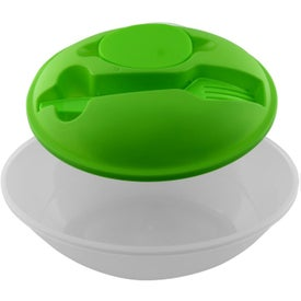 The Palmetto Salad Container for Promotion