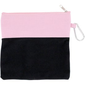Monogrammed Pampering Pedicure Pouch