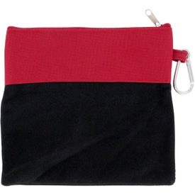 Imprinted Pampering Pedicure Pouch
