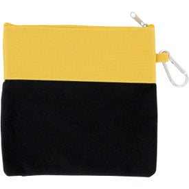 Printed Pampering Pedicure Pouch