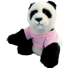 Promotional Plush Panda Bear Li Li