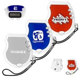 Panic Pedometer Branded with Your Logo