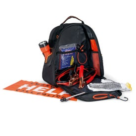 Paramount Roadside Safety Kit with Your Slogan