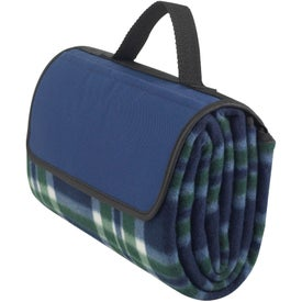 Custom The Park Picnic Blanket