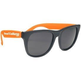Personalized Wayfarer Style Sunglasses