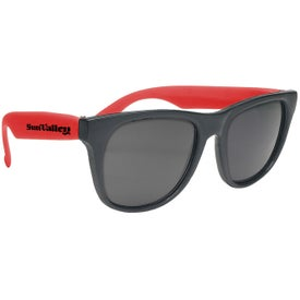 Party Sunglasses for Marketing