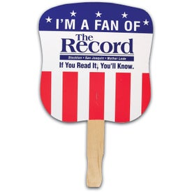Patriotic Hand Fan