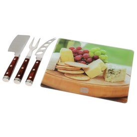 Branded Cheese Set