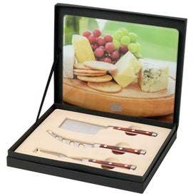 Cheese Set (4 Pc)