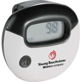 PEB Pedometer with Your Logo