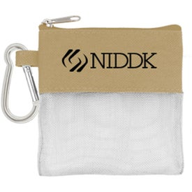 Pedometer and Ear Bud Pouch for Customization