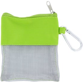 Imprinted Pedometer Pouch