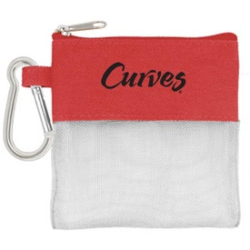 Pedometer Pouch Printed with Your Logo
