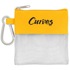 Pedometer Pouch Branded with Your Logo