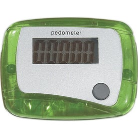 Pedometer for Advertising
