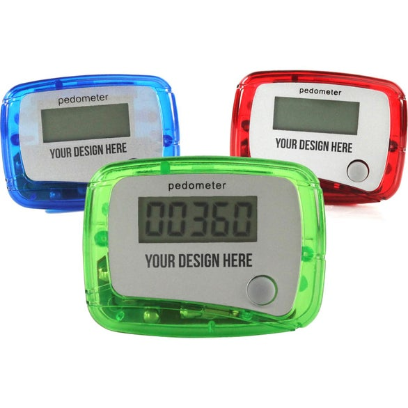 how to read a pedometer