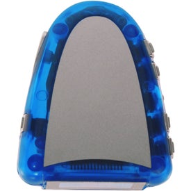 Pedometer with FM Scanner Radio with Your Logo