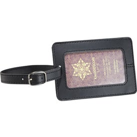 Pedova Luggage Tag with Your Slogan