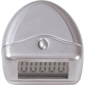 Easy to Read Pedometer for Your Organization