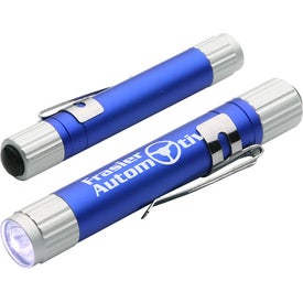Aluminum LED Pen Lights for Advertising