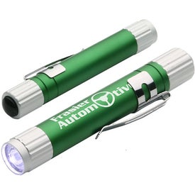 Advertising Aluminum LED Pen Lights