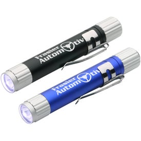 Aluminum LED Pen Lights
