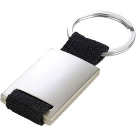 Pendant Keyholder Branded with Your Logo